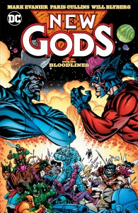 New Gods TP Book One Bloodlines
