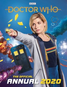 Doctor Who Official Annual 2020 HC