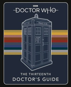 Doctor Who 13th Doctors Guide Handbook