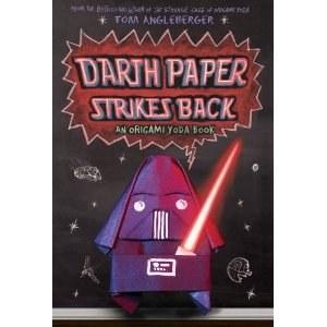 Darth Paper Strikes Back An Origami Yoda Book