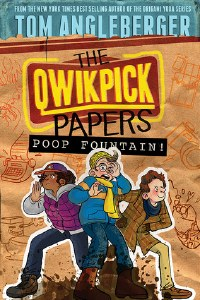 The QwikPick Papers Poop Fountain