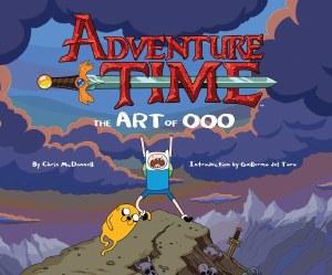 Adventure Time Art of OOO HC