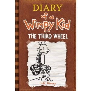 Diary of a Wimpy Kid Vol 07 Third Wheel