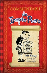 Commentarii de Inepto Puero- Diary of A Wimpy Kid in Latin