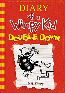 Diary of a Wimpy Kid Vol 11 Double Down HC