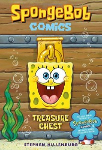 Spongebob Comics Treasure Chest HC