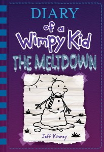 Diary of a Wimpy Kid Vol 13 The Meltdown