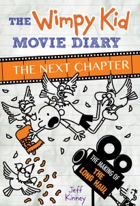 Wimpy Kid Movie Diary Next Chapter HC Making of the Long Haul