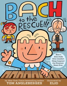 Bach to the Rescue! HC
