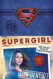 Supergirl Secret Files of Kara Danvers HC