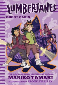 Lumberjanes Novel HC Vol 4 Ghost Cabin