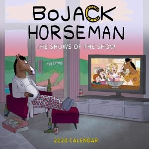 Bojack Horseman 2020 Calendar