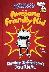 Diary Of An Awesome Friendly Kid HC