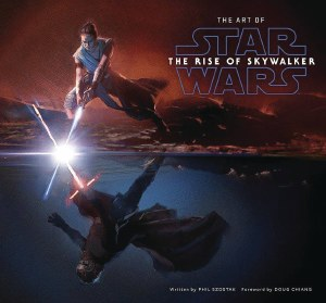 Art of Star Wars The Rise of Skywalker HC