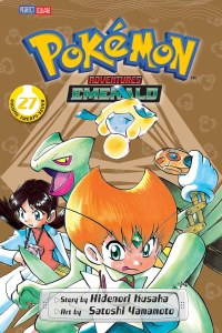 Pokemon Adventures Emerald Vol 27