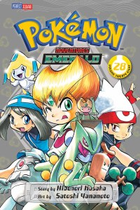 Pokemon Adventures Emerald Vol 28