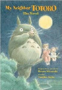 My Neighbor Totoro HC Novel