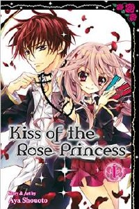Kiss of the Rose Princess Vol. 01