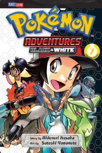 Pokemon Adventures Black and White Vol 07