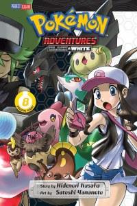Pokemon Adv Black and White Vol 08