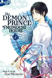 The Demon Prince of Momochi House Vol 02