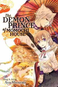 The Demon Prince of Momochi House Vol 03