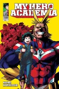 My Hero Academia Vol 01