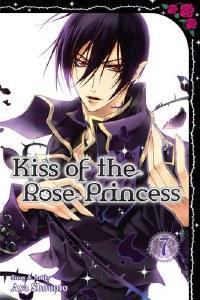 Kiss of the Rose Princess Vol 07