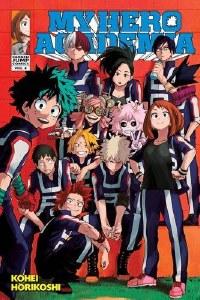 My Hero Academia Vol 04