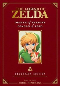 The Legend of Zelda: Oracles of Seasons, Oracle of Ages Legendary Edition