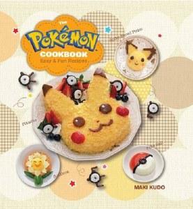 Pokemon Cookbook HC Easy and Fun Recipes