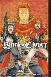 Black Clover Vol 04