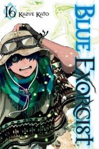Blue Exorcist Vol 16