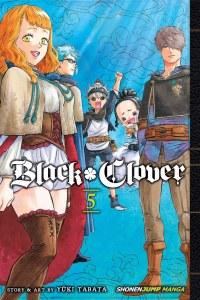 Black Clover Vol 05
