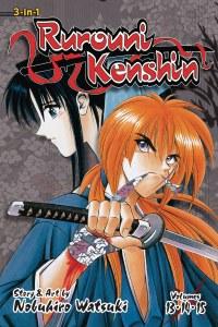 Rurouni Kenshin 3-in-1 Vol 05 13-14-15