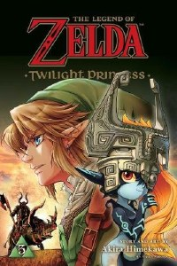 Legend of Zelda Twilight Princess Vol 03