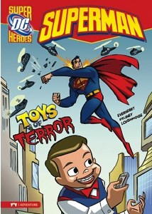 DC Superheroes Superman Toys of Terror
