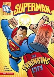 Superman The Shrinking City