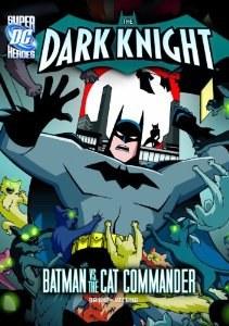 DC Superheroes The Dark Knight Cat Commander