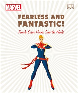 Marvel Fearless and Fantastic! HC Female Super Heroes Save the World