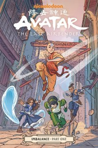 Avatar The Last Airbender Imbalance TP Part One