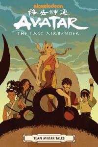 Avatar Last Airbender TP Team Avatar Tales