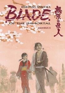 Blade of Immortal Omnibus TP Vol 10