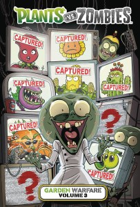 Plants Vs Zombies HC Garden Warfare Vol 03