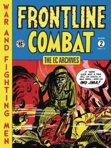 EC Archives Frontline Combat HC Vol 02