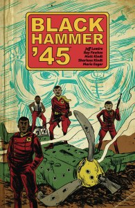 Black Hammer 45 TP Vol 01