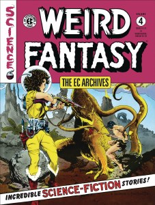 EC Archives Weird Fantasy HC Vol 04