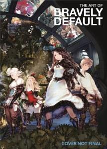 Art of Bravely Default HC