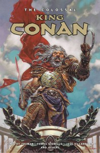 Colossal King Conan HC