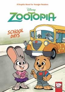 Zootopia School Dys HC Vol 01